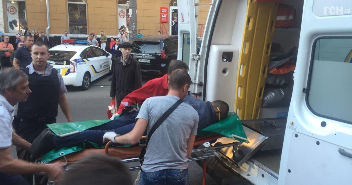 Мужчина обезвредил двух грабителей / фото ТСН