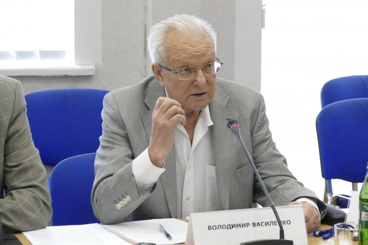 Василенко убежден, что для нормального контроля за деятельностью бюро нужны изменения в законе / фото УНИАН