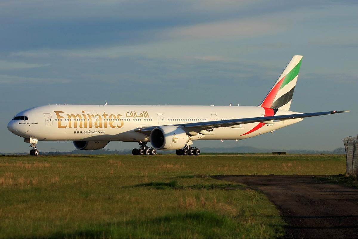 Emirates з 12 вересня підвищить ціни на квитки \ фото wikipedia.org / Mehdi Nazarinia