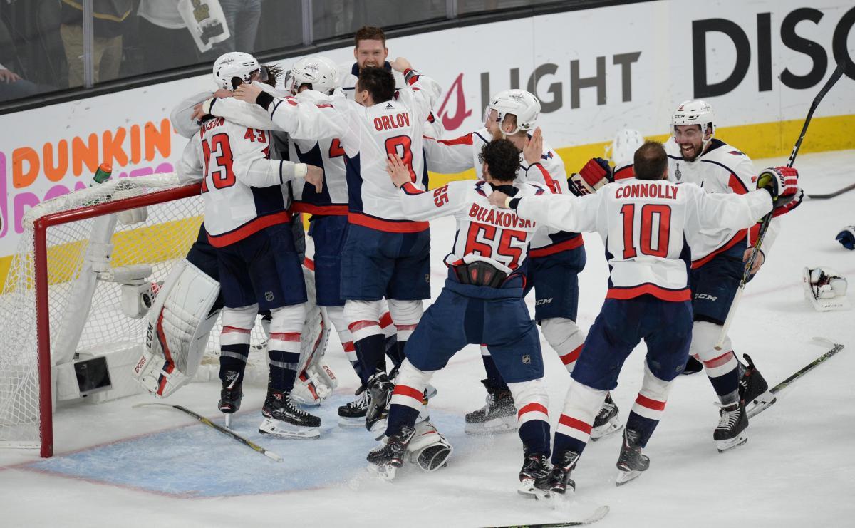 """""""Вашингтон"""" вперше в історії виграв Кубок Стенлі / Reuters"""