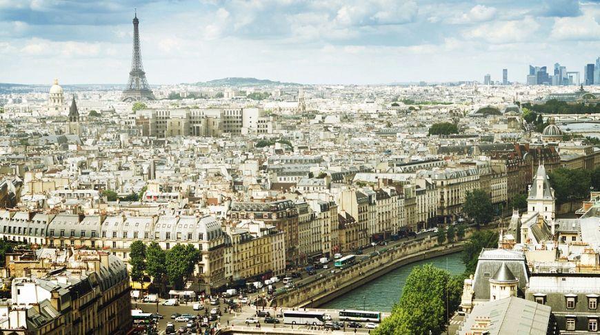 Париж, иллюстративное фото / zagranitsa.com