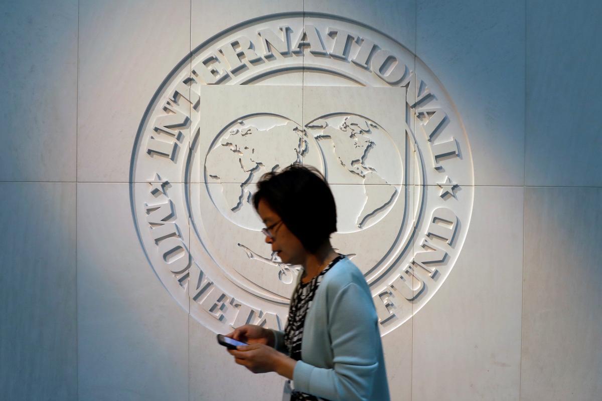 Переговоры по второму траншу от МВФ продолжаются / фото REUTERS