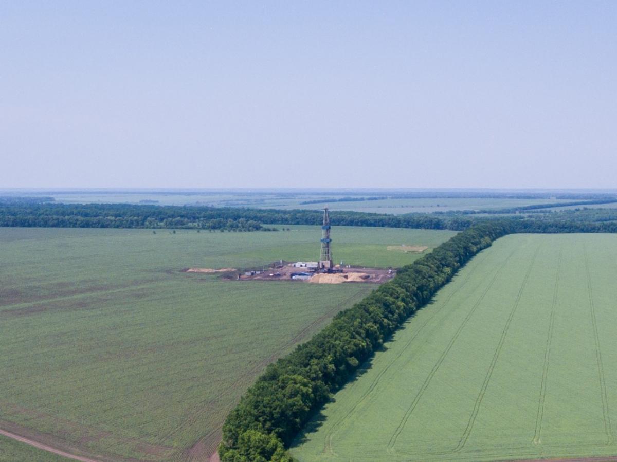 В Харьковской области открыли новое месторождение газа / фото ugv.com.ua