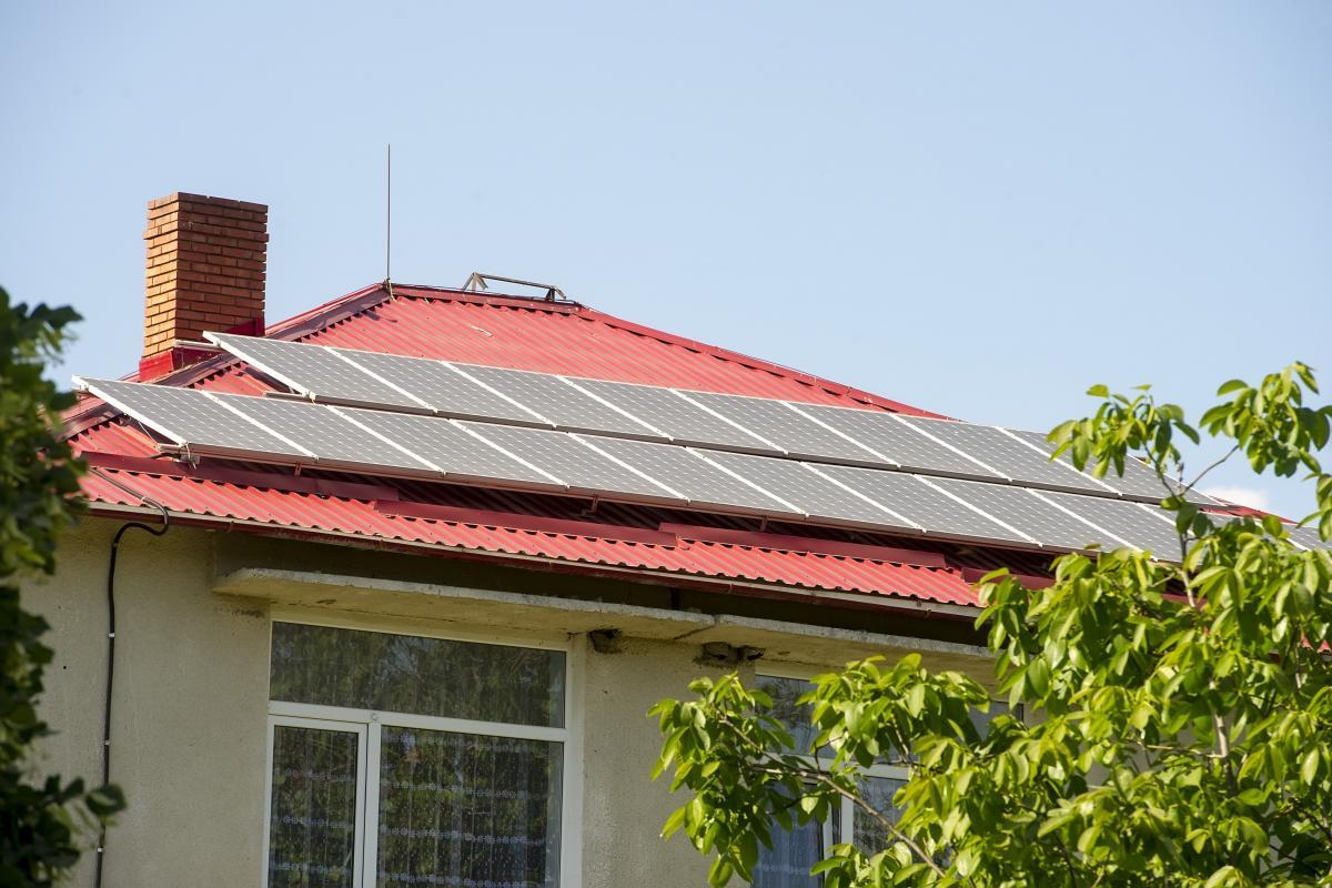 Солнечная энергетика постепенно набирает популярность в Молдове / Фото EU