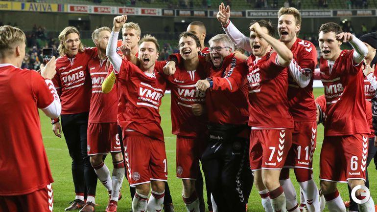Сборная Дании может выйти в плей-офф ЧМ из группы С / Спорт-Экспресс