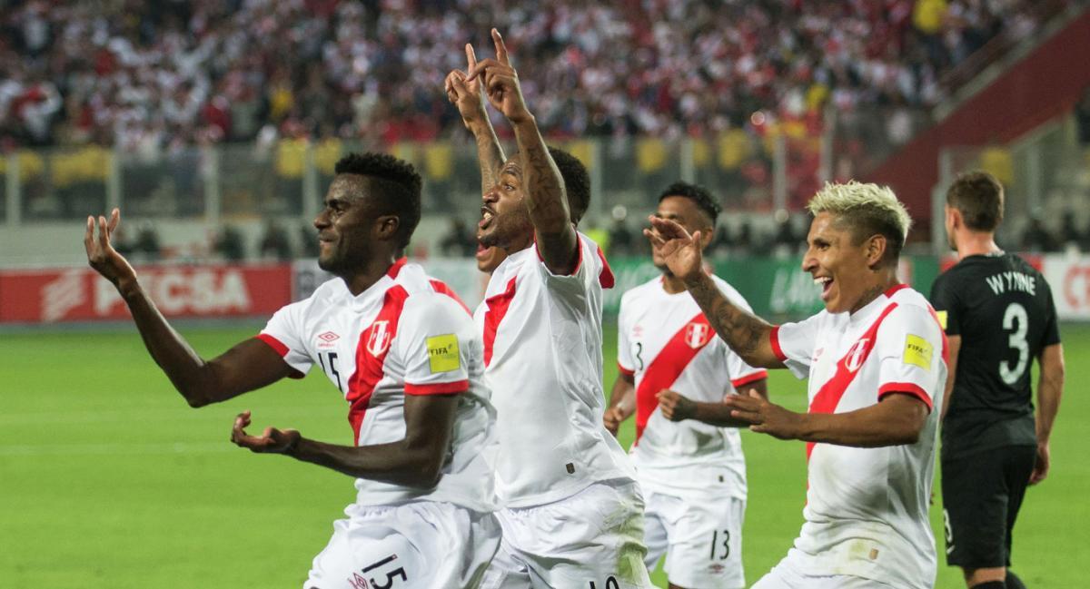 Сборная Перу впервые за 36 лет сыграет на ЧМ / Р-Спорт