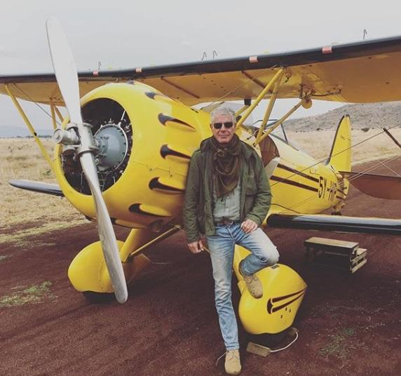Звездный шеф-повар Энтони Бурден покончил с собой / Instagram