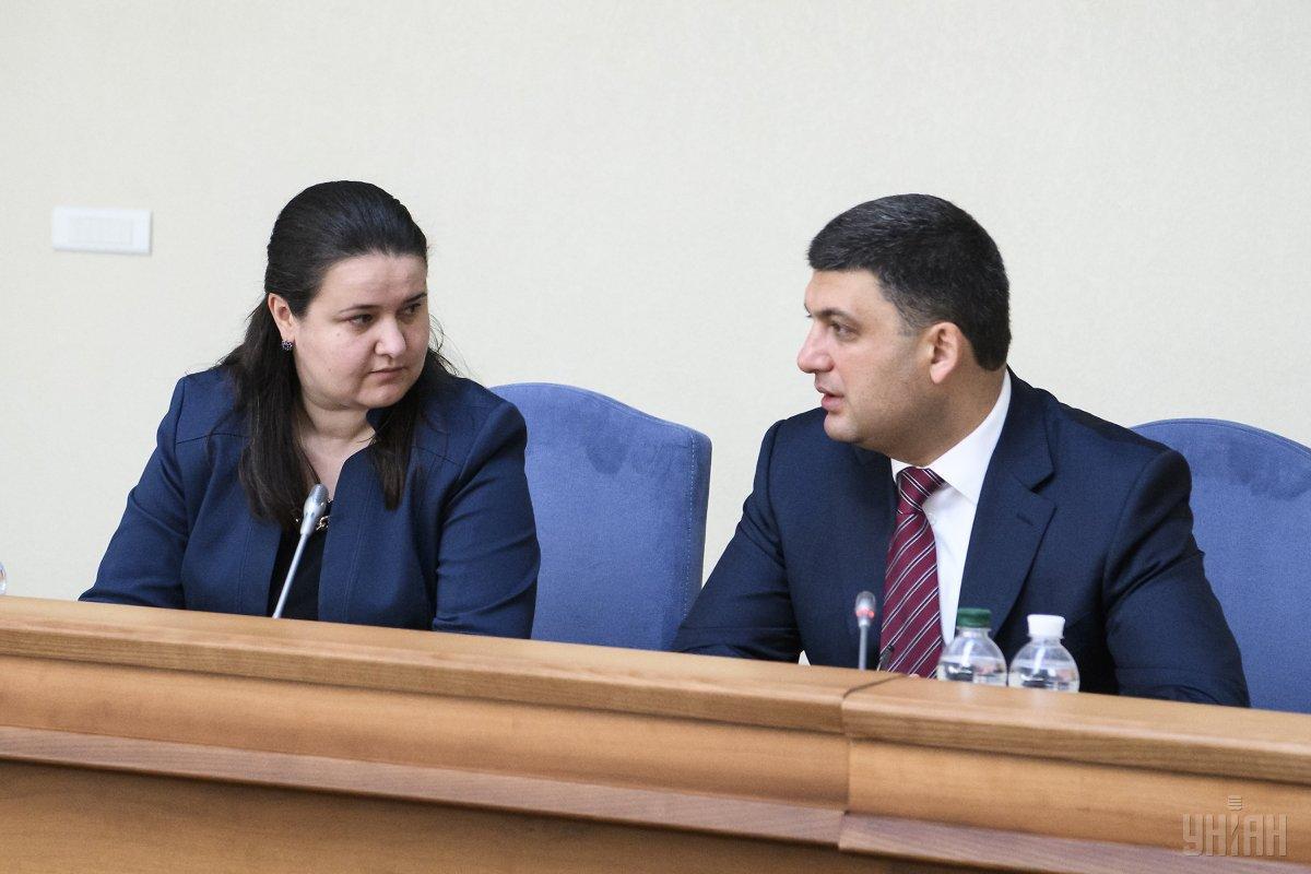 Своими главными приоритетами на новом посту Маркарова назвала повышение бюджетной эффективности / фото УНИАН