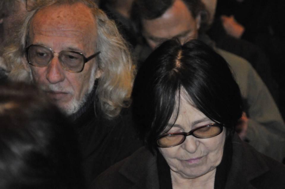 Женин рассказал, что последние годы Муратоваабсолютно «закрылась» / фото из личного архива Евгения Женина