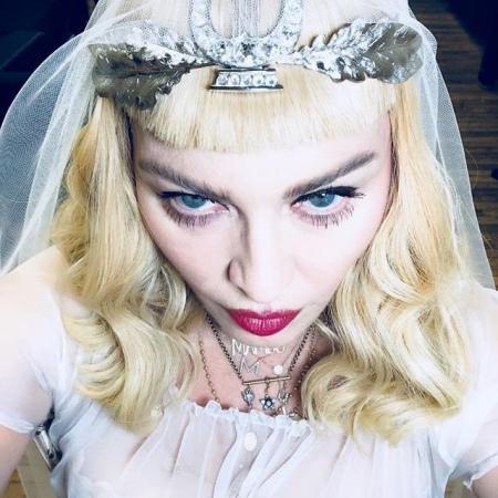 Мадонна написала, что станет невестой / фото instagram.com
