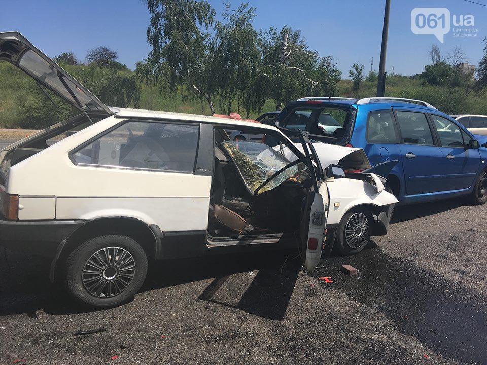 У Запоріжжі на Набережній знову сталася смертельна ДТП / фото 061.ua