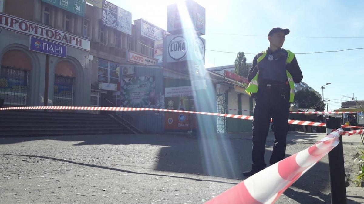 В скандально известном ночном клубе в Сумах произошел взрыв / Фото Оксаны Солодовник - ТСН