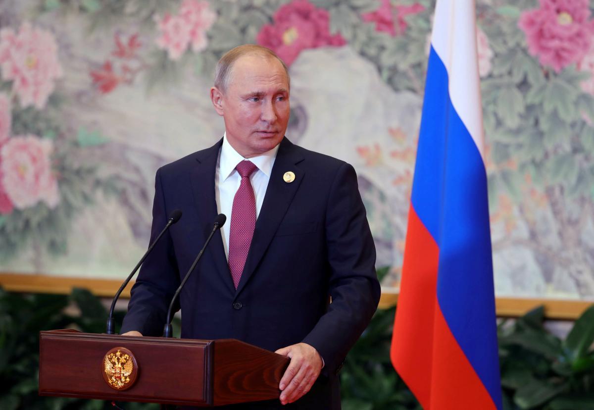 Владимир Путин \ REUTERS