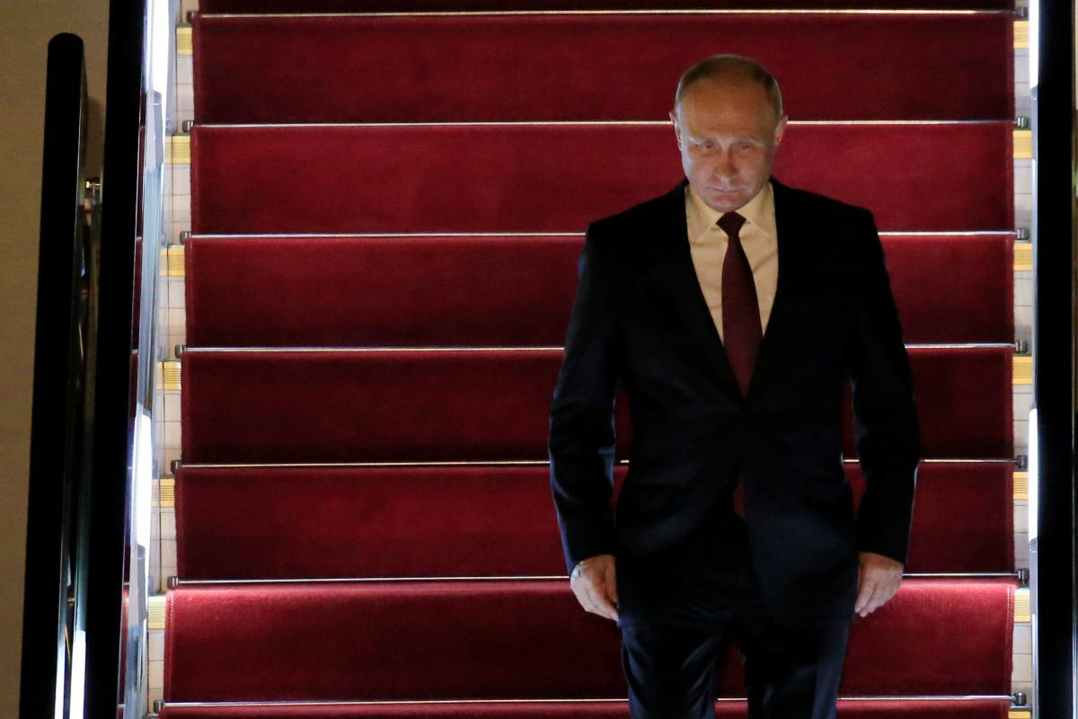 Путін пообіцяв росіянам рай на випадок ядерної війни / REUTERS