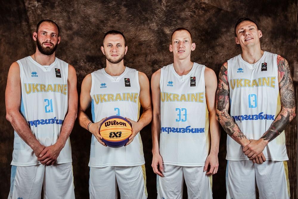 Сборная Украины по баскетболу 3x3 вышла в четвертьфинал чемпионата мира / fiba.basketball