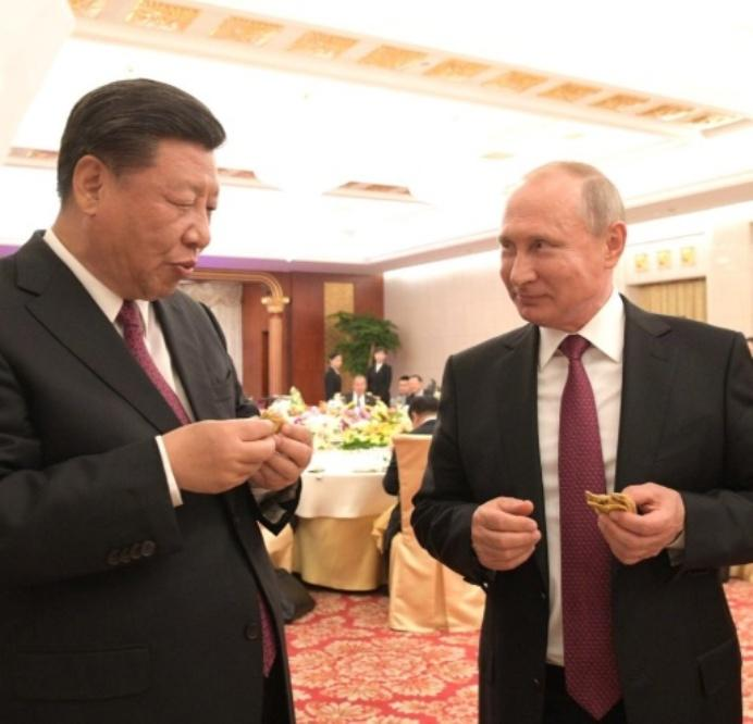 В сети смеются над пельменей Путина / фото @dimsmirnov175