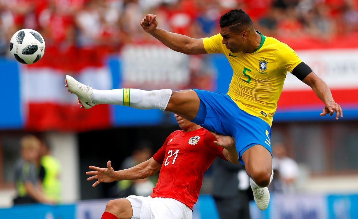 Австрия - Бразилия / REUTERS