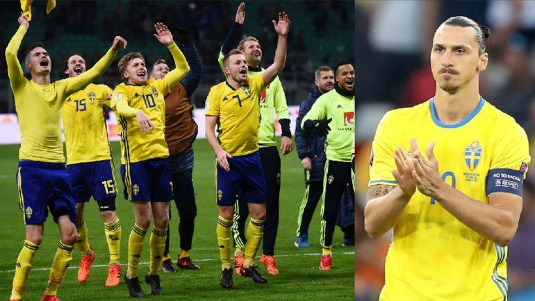 Сборная Швеции на ЧМ выступит без Златана Ибрагимовича / Спорт-Экспресс