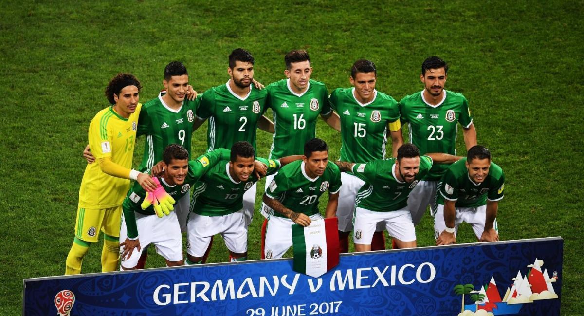 Сборная Мексики в седьмой раз подряд сыграет на ЧМ / Р-Спорт