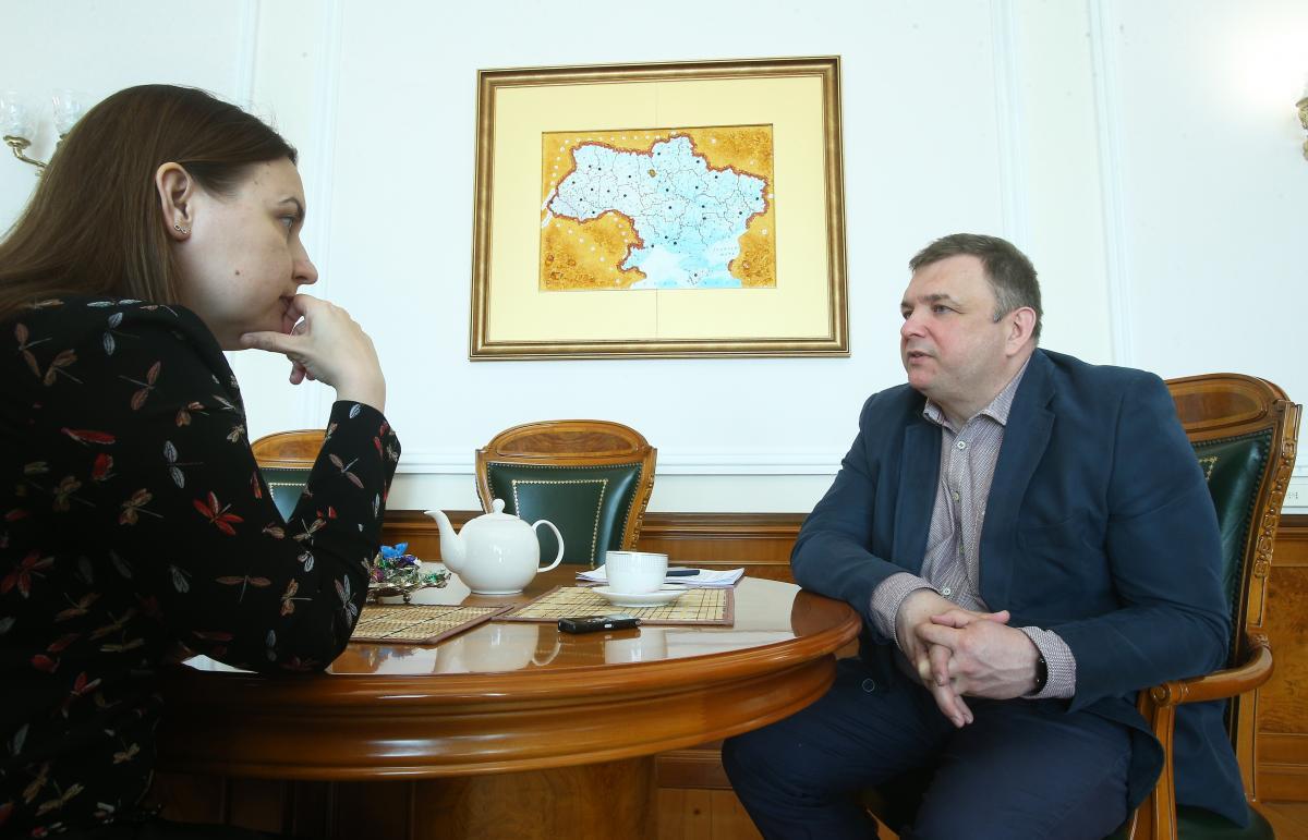 Станіслав Шевчук: Приходить час для нового Черчілля у Європі – бути жорстким і послідовним у захисті верховенства права, прав людини і свого суверенітету / Фото УНІАН