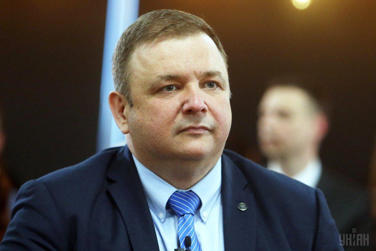 Шевчука был избран председателем КС 21 февраля 2018 года / фото УНИАН