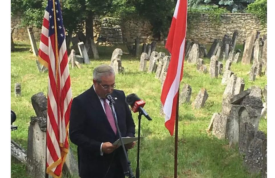 Правительства США и Австрии восстанавливают могилу знаменитого раввина в Айзенштадте / jpost.com