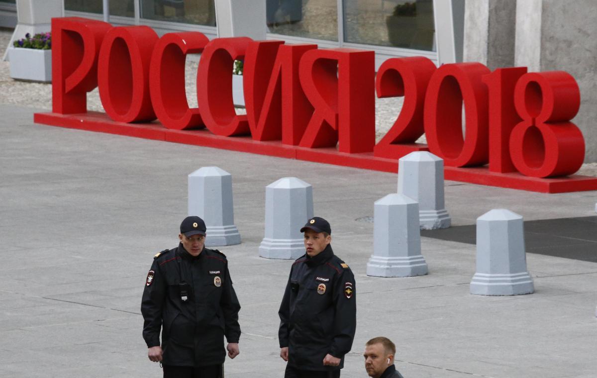 Турнір у Росії порівняли з трагікомедією в потьомкінських селах / REUTERS