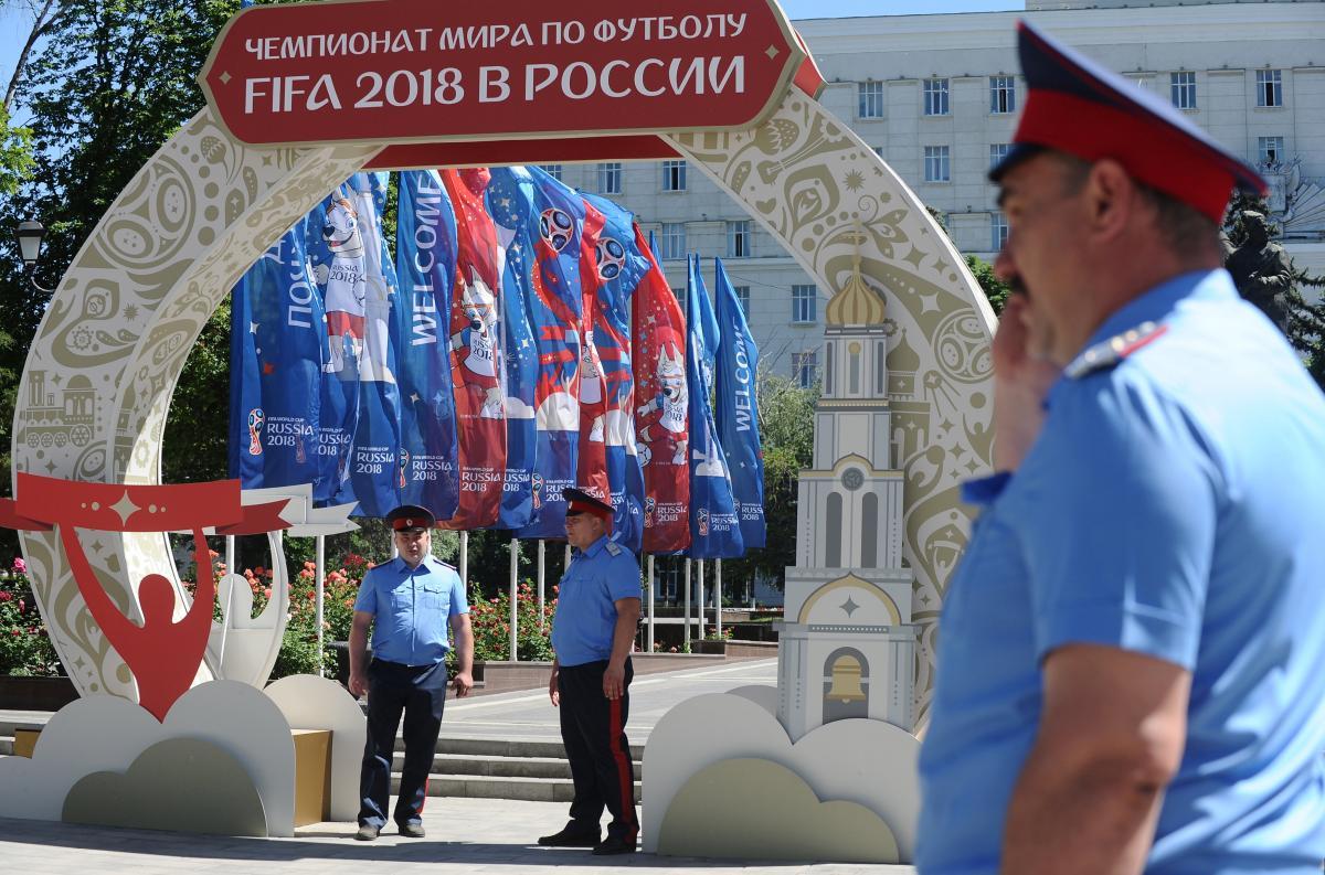 Чемпионат мира по футболу в России / REUTERS