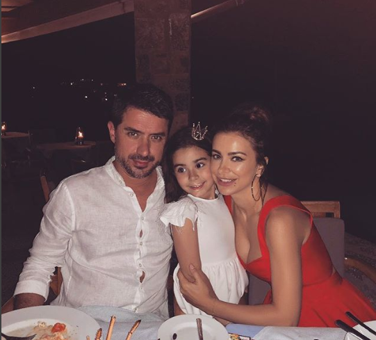 Дочка Ані Лорак виступила на модному показі / Instagram Ані Лорак
