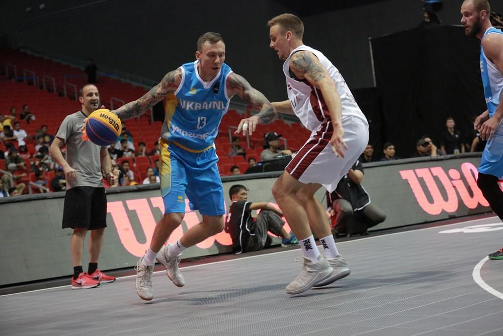 Збірна України не змогла пробитися в півфінал ЧС-2018 / fiba.basketball/3x3WC/2018