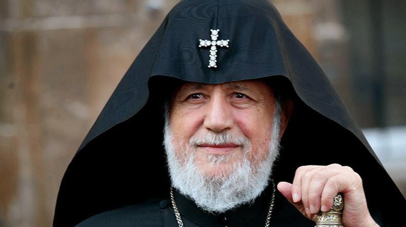 Католікос всіх вірмен Гарегін II / ru.armeniasputnik.am