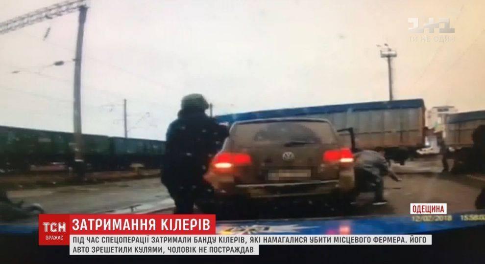 Мужчин задержали в феврале в рамках спецоперации, изъяв оружие / фото facebook.com/ruslan.forostyak