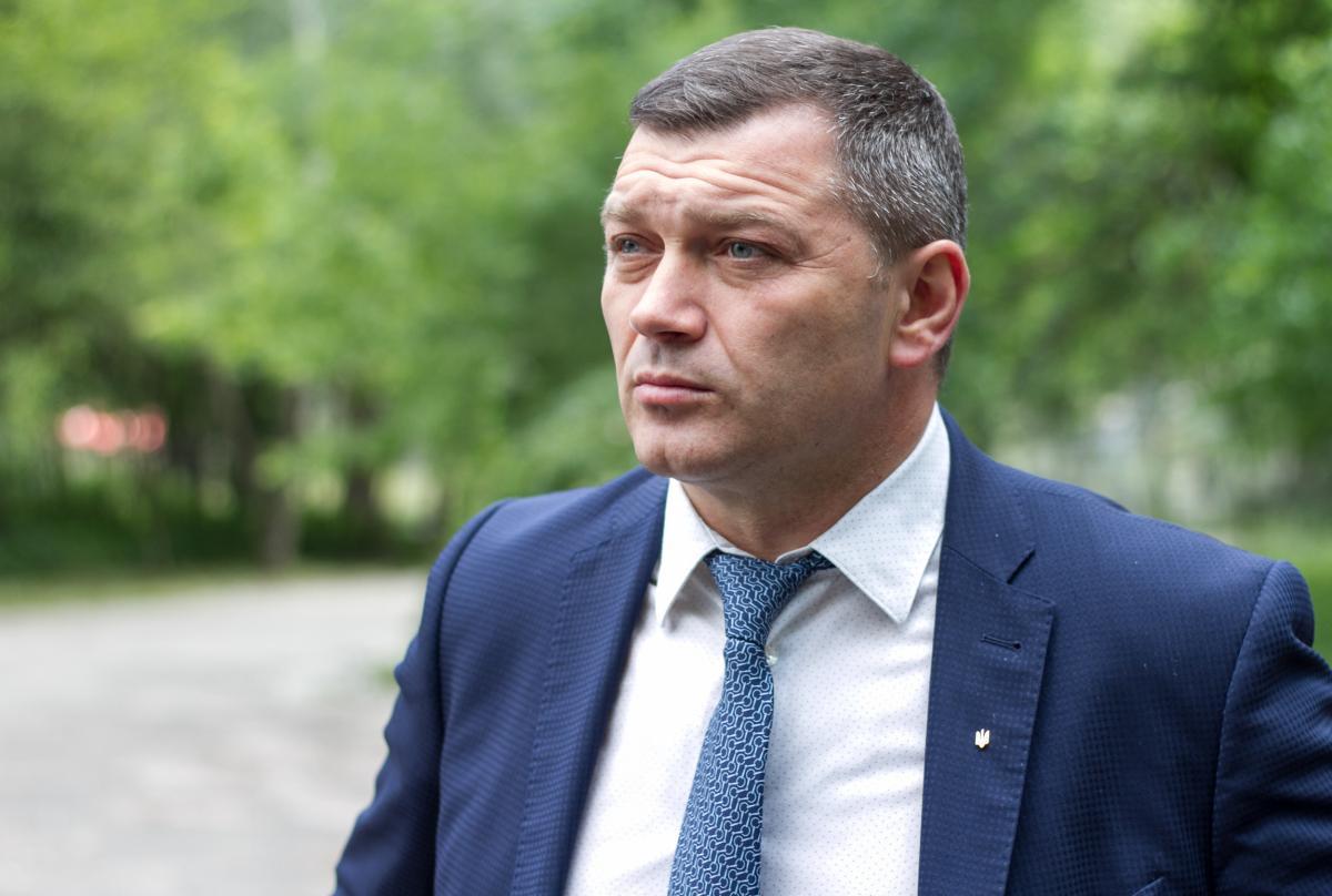 Микола Поворозник / Фото прес-служби КМДА