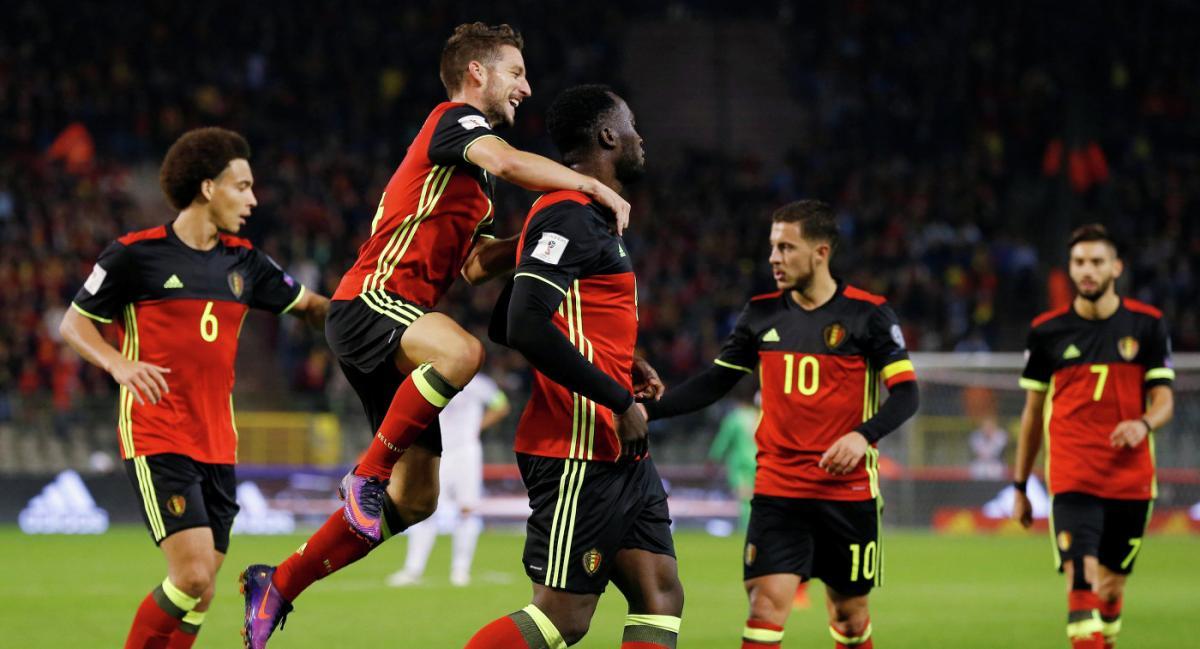 В составе сборной Бельгии большое количество звезд мирового футбола / Р-Спорт