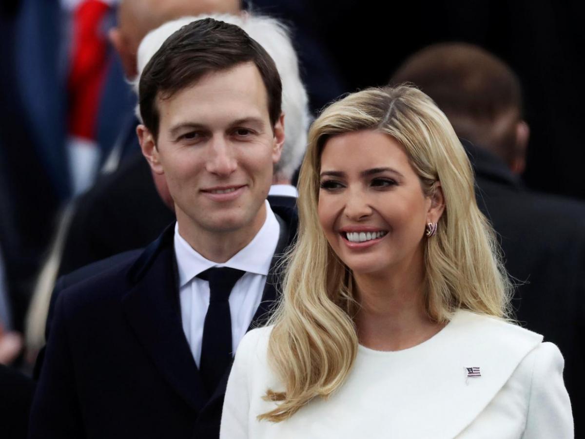 Іванка Трамп і її чоловік Джаред Кушнер / REUTERS