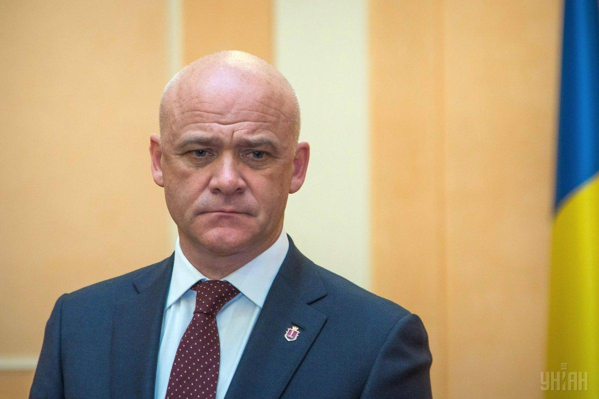 Мэр Одессы Геннадий Труханов / фото УНИАН