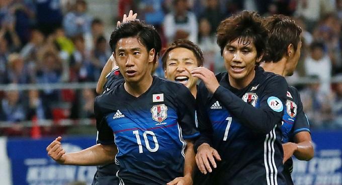 Японские футболисты готовы стать командой-сюрпризом нынешнего ЧМ / Футбол-Арена