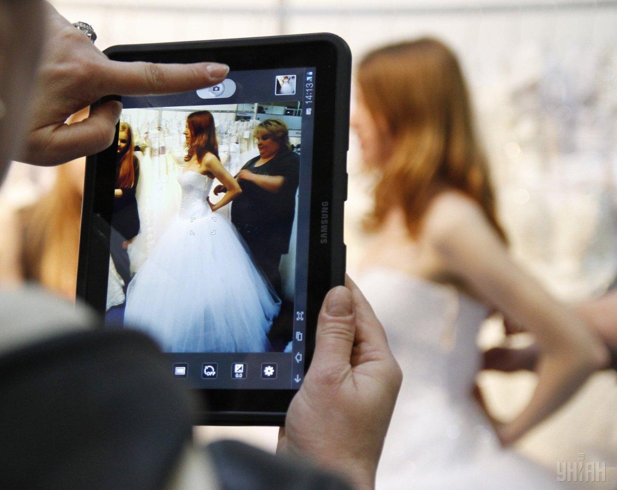 Желающих жениться 8 августа немало / фото УНИАН