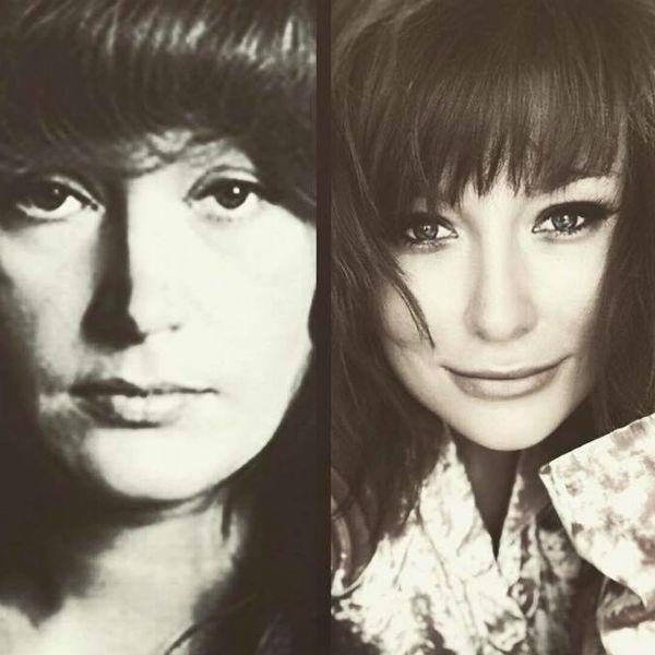 Користувачі мережі здивувалися подібності жінок / фото instagram.com/jannalevina_martirosyan