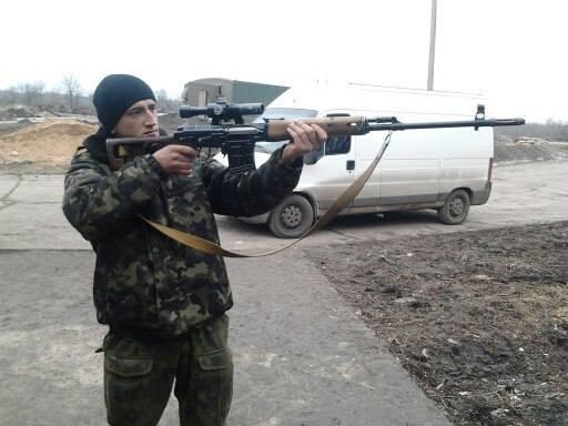 Боєць загинув 12 червня / фото censor.net.ua