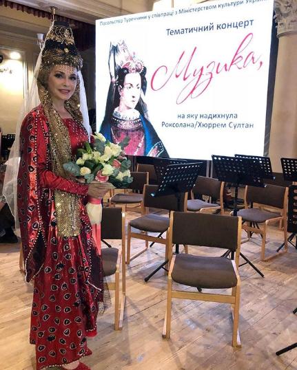 Шанувальники актриси порадили їй знятися в продовженні легендарного телесеріалу / Instagram Ольга Сумська
