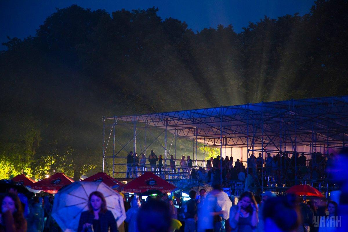Фестивальне життя в Україні поступово налагоджується / Фото УНІАН