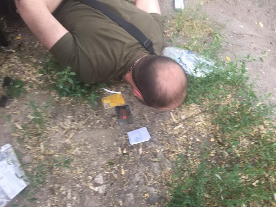 У разі несплати грошей рекетири погрожували фізичною розправою / фото ssu.gov.ua