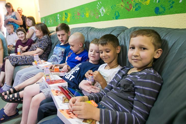 В УПЦ закупили почти на миллион гривен лекарств для онкобольных детей Сумщины / news.church.ua