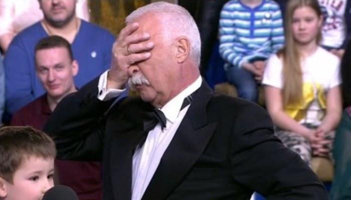 74-річний Леонід Якубович відчув себе погано / фото mamul.am