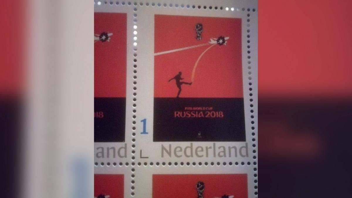 Нидерландскому почтовому оператору заказали печать марок, посвященных жестокости путинского режима / NOS