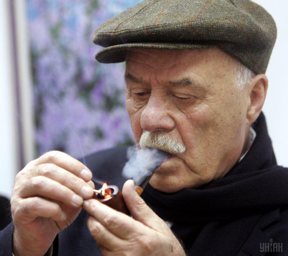 Говорухін заявляв про те, що ніколи не поїде до України/ фото УНІАН