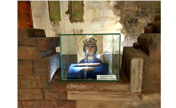 Мощи святой царицы Кетеван останутся в Грузии еще на несколько месяцев / blagovest-info.ru