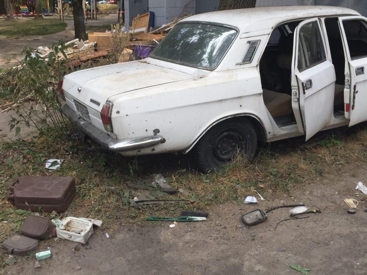 Трое пострадавших от взрыва авто в Киеве девочек прооперированы, мальчик - до сих пор в коме / фото facebook.com/arsen.avakov