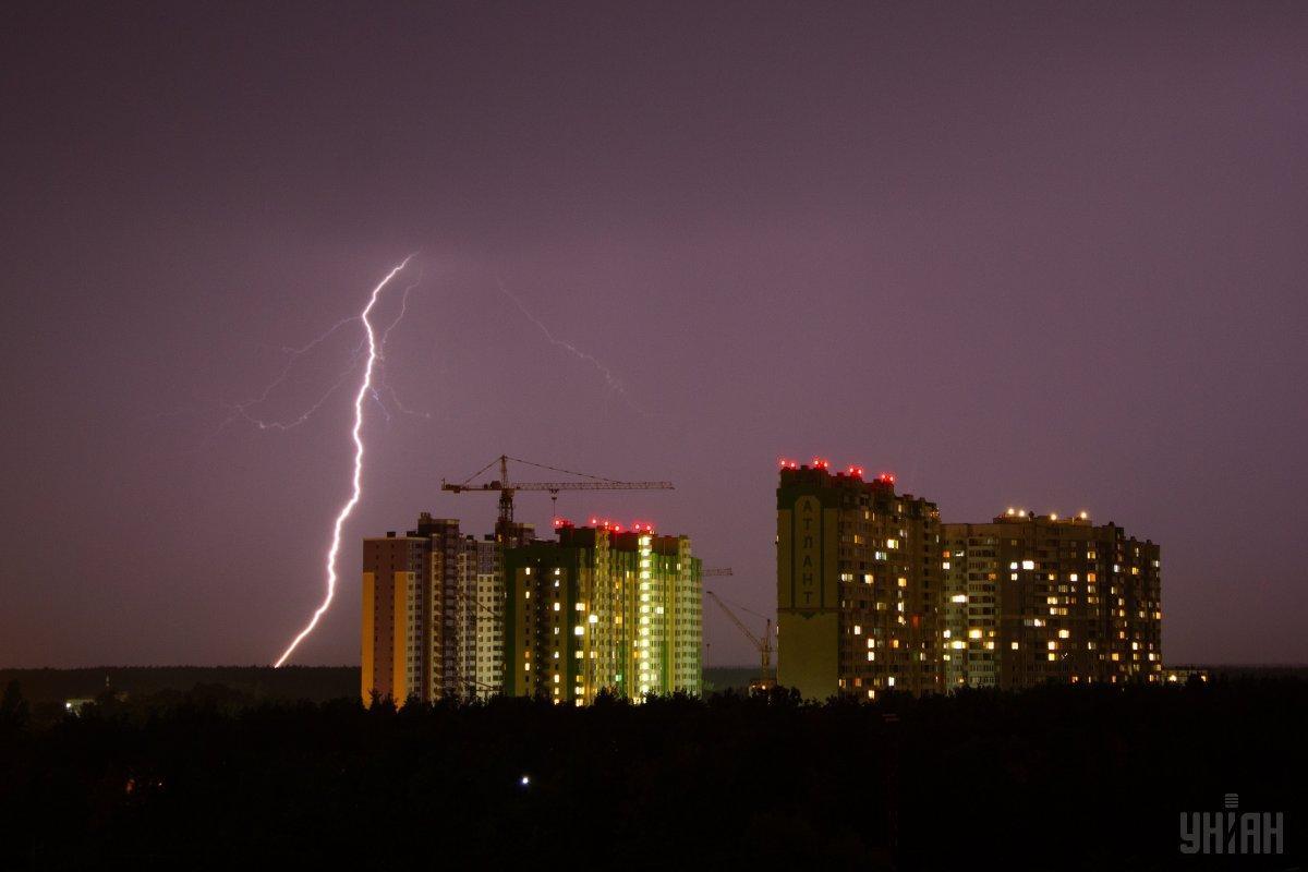 У Київській області оголосили штормове попередження / УНІАН